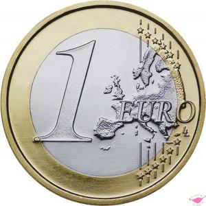 Vale por 1 €